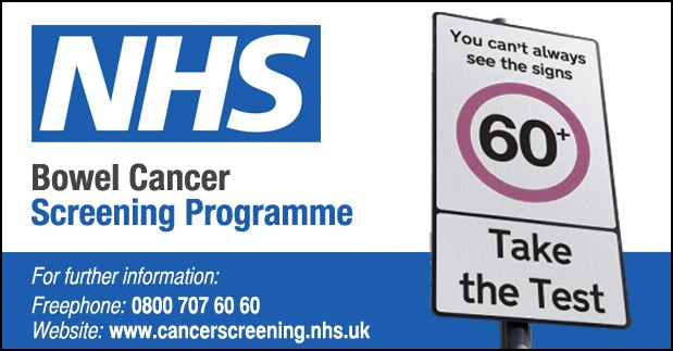 Image result for bowel screening nhs england